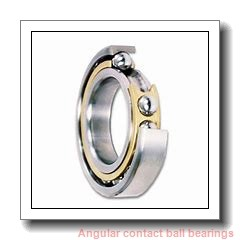 FAG 7206-B-MP  Angular Contact Ball Bearings
