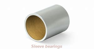 ISOSTATIC SF-2432-18  Sleeve Bearings