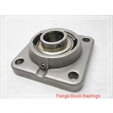 QM INDUSTRIES QVF19V303SO  Flange Block Bearings