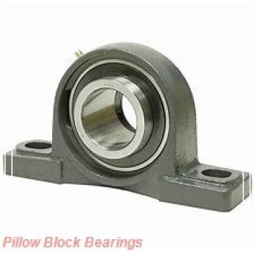 3.438 Inch | 87.325 Millimeter x 4.63 Inch | 117.602 Millimeter x 3.75 Inch | 95.25 Millimeter  QM INDUSTRIES QVVP19V307SET  Pillow Block Bearings