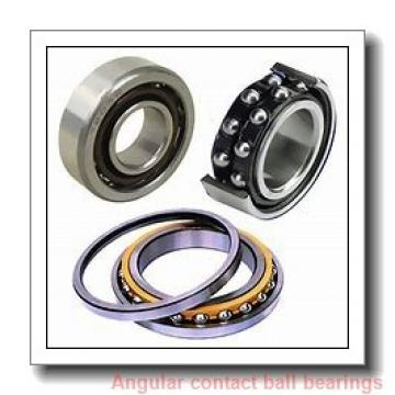 FAG 7300-B-MP  Angular Contact Ball Bearings
