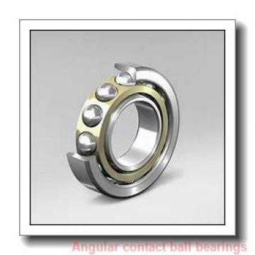 70 x 4.921 Inch | 125 Millimeter x 0.945 Inch | 24 Millimeter  NSK 7214BW  Angular Contact Ball Bearings