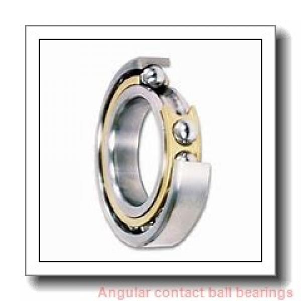 FAG 7305-B-N1-TVP  Angular Contact Ball Bearings #1 image