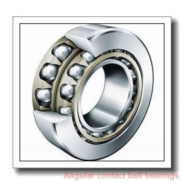 FAG 7412-B-MP-UL  Angular Contact Ball Bearings #1 image