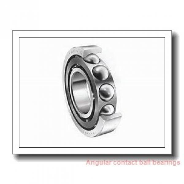 FAG 7206-B-2RS-TVP-UL  Angular Contact Ball Bearings #1 image