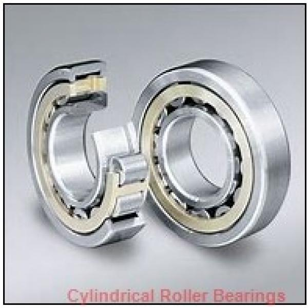1.181 Inch | 30 Millimeter x 2.441 Inch | 62 Millimeter x 0.787 Inch | 20 Millimeter  CONSOLIDATED BEARING NJ-2206 M C/3  Cylindrical Roller Bearings #1 image