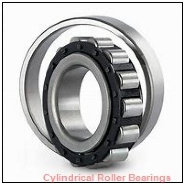 1.181 Inch | 30 Millimeter x 2.441 Inch | 62 Millimeter x 0.787 Inch | 20 Millimeter  CONSOLIDATED BEARING NJ-2206 C/3  Cylindrical Roller Bearings #1 image