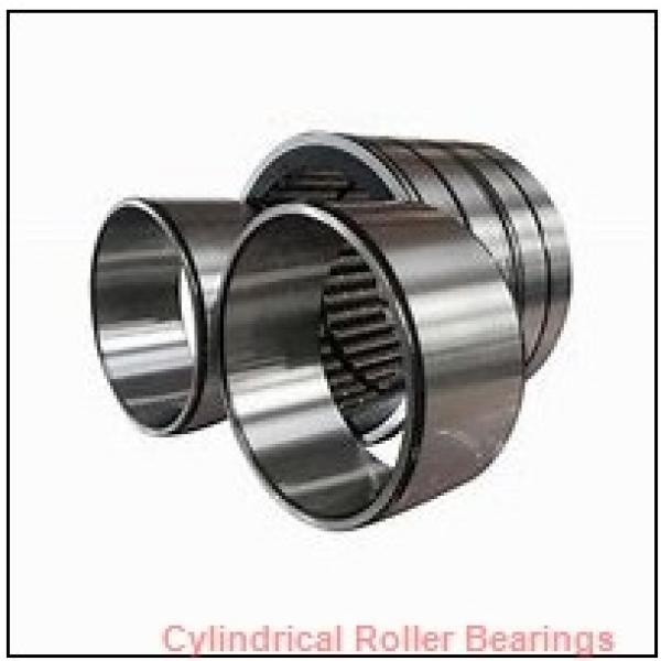1.181 Inch | 30 Millimeter x 2.441 Inch | 62 Millimeter x 0.787 Inch | 20 Millimeter  CONSOLIDATED BEARING NJ-2206 M  Cylindrical Roller Bearings #1 image