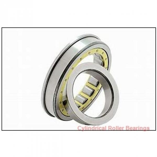 1.181 Inch | 30 Millimeter x 2.441 Inch | 62 Millimeter x 0.787 Inch | 20 Millimeter  CONSOLIDATED BEARING NJ-2206E M  Cylindrical Roller Bearings #1 image